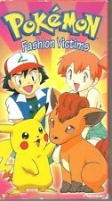 Pokemon - Fashion Victim - VHS PIKA-0009D - Color - 72 minutes - Viz Video  1998