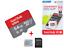 miniatura 4 - MICRO SD SANDISK ULTRA 16 32 64 GB CLASS 10 SCHEDA DI MEMORIA 98MB/S MEMORY CARD