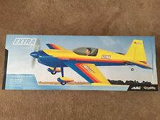 Brand New in Box Great Planes EXTRA 300SP Almost Ready to Fly ARF Electric Plane