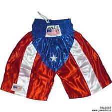Boxing Trunks Boxing Shorts Puerto Rico Martial Arts Training Fitness Shorts XXL