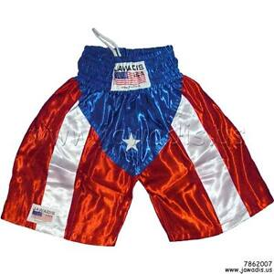 Boxing Trunks Boxing Shorts Puerto Rico Martial Arts Training Fitness Shorts XXL