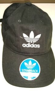 e74fecbde36 Image is loading Adidas-Men-039-s-Originals-Relaxed-Fit-Strapback-