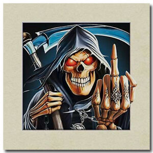 death-II-5D-Lenticular-Holographic-Stereoscopic-Picture-Wall-Art