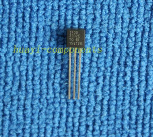 10 un. MCP1700-3302E/TO MCP1700 MICROCHIP fija el regulador de Voltaje Ldo