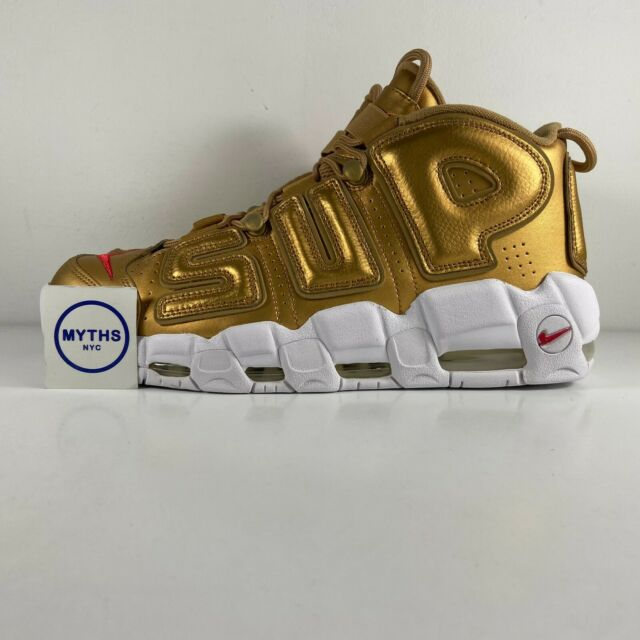 Supreme X Nike Air More Uptempo for