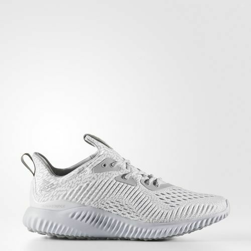 Adidas Womens Alphabounce AMS Schuhe NEW AUTHENTIC Clear Grey BW1132