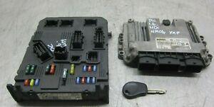 Citroen-Xsara-Picasso-1-6-Hdi-Diesel-ecu-bsi-kit-9655600680-0281011233