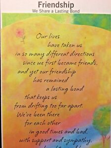 31 friend friendship greeting card between you and me by hallmark 14 image is loading 31 friend friendship greeting card between you and m4hsunfo