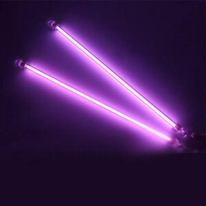 neon purple light lights tube lamp cathode cold pc bright auto ccfl mod kit exterior interior undercar underbody delivery dual