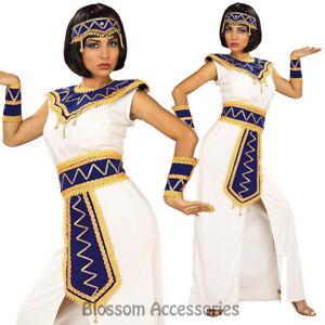 CL814 Egyptian Princess Pyramids Goddess Cleopatra Fancy Dress Halloween costume