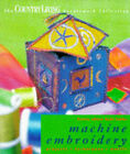 Machine Embroidery: Projects, Techniques, Motifs by Clare Carter (Hardback, 1996)