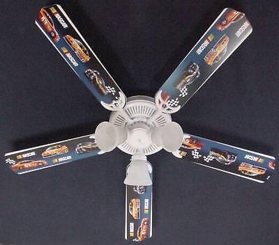 """New DALE EARNHARDT JR #88 NASCAR RACING Ceiling Fan 42/"""""""