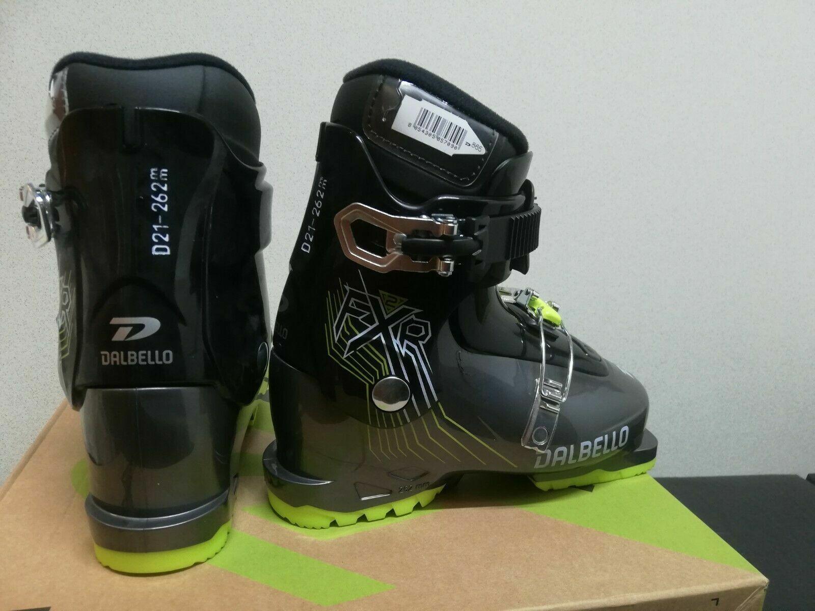 Dalbello FXR 2.0 Ski Stiefel (UK 2; EU 33; Mondo 215)  BRAND NEW IN A BOX