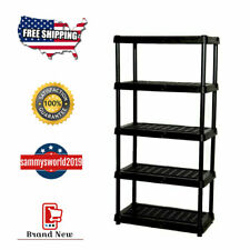 Seville Classics Web189 6 Tier Ultrazinc Shelving With Wheels Silver For Sale Online Ebay
