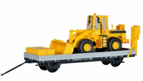 OVP Kibri H0 verschiedene Bagger Schienenfahrzeug Neu u Baufahrzeuge