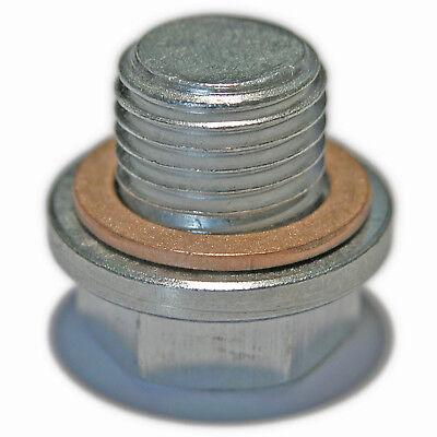 Suzuki Grand Vitara Washer Red Magnetic Sump Plug