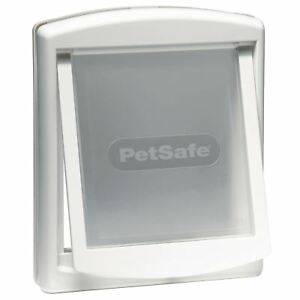 PetSafe-Staywell-Original-740-Medium-Dog-Flap-Pet-Door-Easy-2-Way-Locking-White