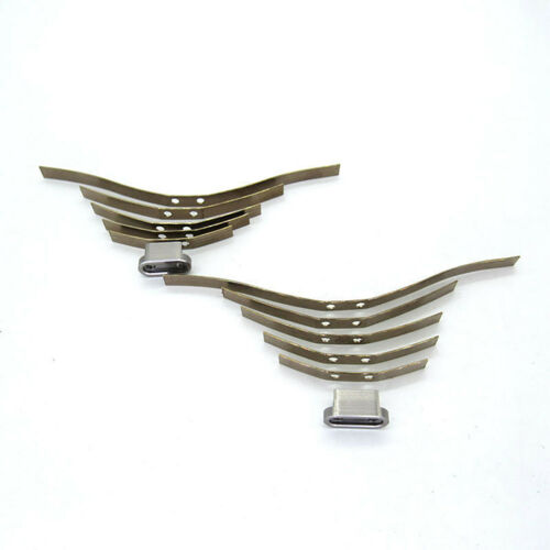 Thickened Steel Leaf Spring Sheet for WPL B16 B36 B24 GAZ Ural Drive Army Cars