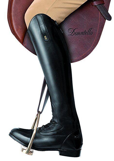 Trojostep Donatello Bota de Campo señoras 42R Mediano Pantorrilla regular altura - 10.5 EE. UU.