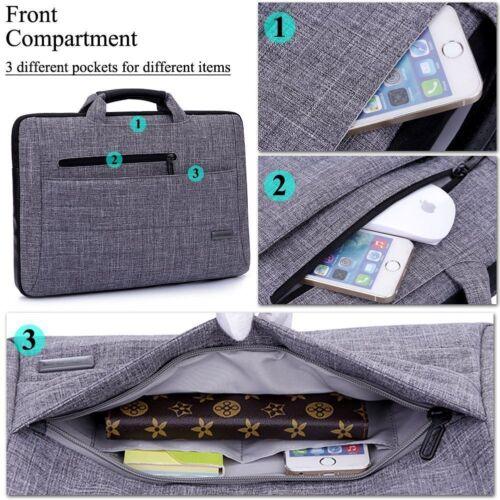 "HOT 14/"" 15.6/""  For HP DELL Computer Notebook PC Laptop Shoulder Bag Cover Case"
