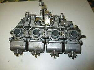 Vergaser-Carburetor-Honda-350-Four