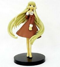 Konami Chobits Chii Brown dress figure Japan anime Official