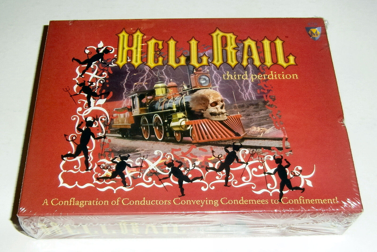 HellRail  Third Perdition - Mayfair Games - 2001