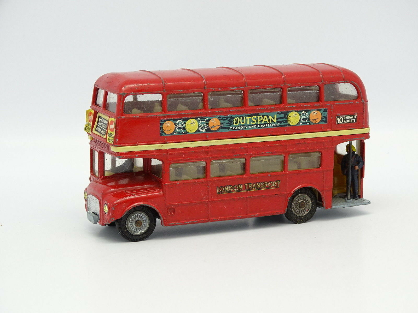 Corgi Toys SB 1 50 - - - London Autobus Routemaster 928733