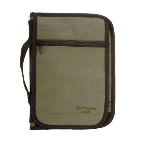 Snugpak Grab A5 Accessoire Porte-documents-Olive Taille Unique