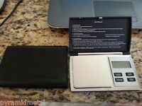 Digital Pocket Scale Weighs Grams Ounces Carats Dwt Gn T Etc