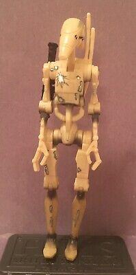 Star Wars 1998 Episode 1 Phantom Menace Battle Droid Blaster Damage Variant TPM