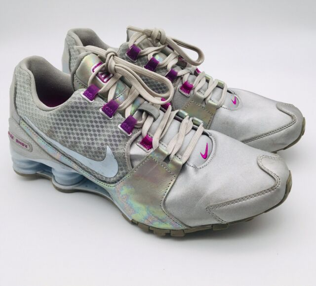 escándalo Hacer bien colina  Nike W Shox Avenue SE Running Womens Shoes Silver 844131-002 8.5 for sale  online   eBay