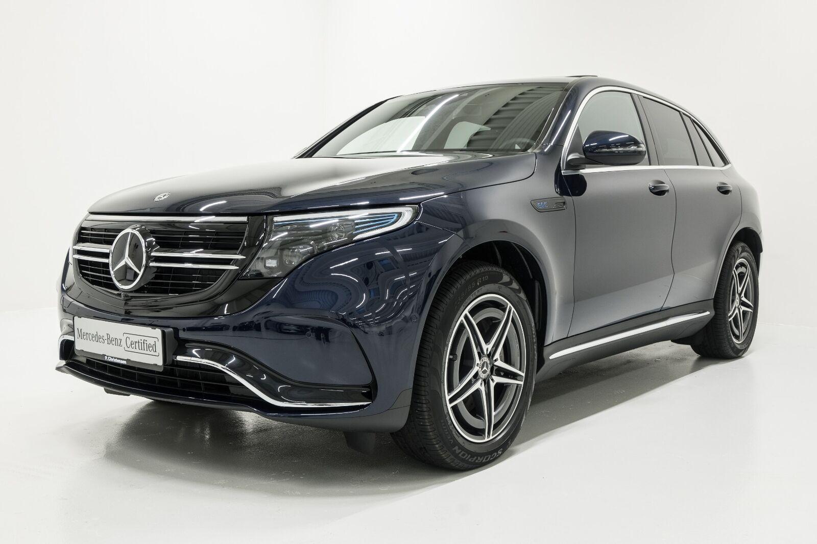 Mercedes EQC400  AMG Line aut. 4Matic 5d - 654.900 kr.