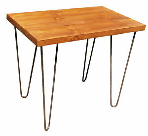 Image Is Loading Vintage Industrial Side Console Table Rustic Bench With