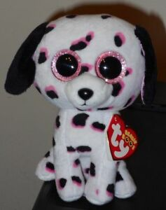 Ty Beanie Boo s ~ GEORGIA the Dalmatian Dog (6 Inch)(Claire s ... 5b6be7d55368