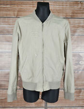 Diesel Men Bomber Jacket Coat Size XXL, Genuine