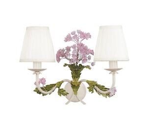 Ispirazioni lampade camera con applique in ferro battuto e