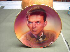 FRANKIE  FRANK SINATRA Mint Limited Edition Collector Plate By DREW