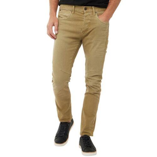 32W-32L Jack and Jones Mens Luke Echo Jos 999 Anti-Fit Jeans Cornstalk