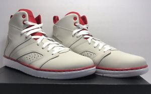 9ab31ca86d7781 Nike Mens Size 11.5 Jordan Flight Legend Light Bone Basketball ...