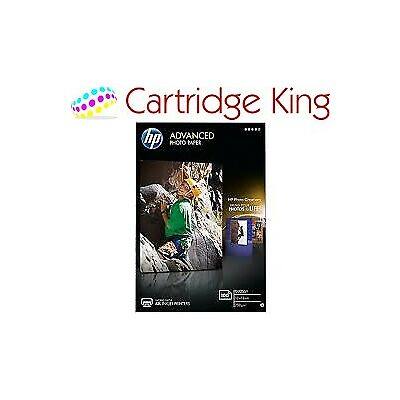 HP Advanced 10x15 Glossy 100 sheets FSC Photo Paper borderless