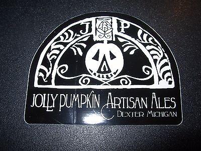 """BROOKLYN BREWERY NEW YORK ~ 4 1//2/"""" Round ~ Craft Beer Sign Sticker"""