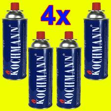 4 x Butan Gaskartusche IMEX a 227g Gaskartuschen Gaskocher Campingas