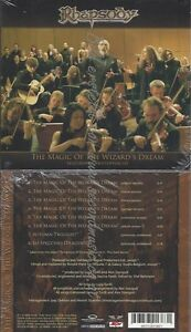 CD-RHAPSODY-THE-MAGIC-OF-THE-WIZARD-039-S-DREAM-LIMITED-EDITION