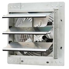 Commercial Shutter Exhaust Fan 10 In Variable Speed Heat Moisture Odor Remover