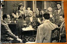 soggettone originale LA LEGGE Gina Lollobrigida Yves Montand Jules Dassin 1959