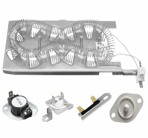 279973 3392519 3387747 8577274 Duet Dryer Heating Element Thermal Kit