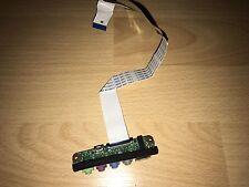 MSI GX680 GX680-614XIR MS-16F2 Audio Board Sound Board USB Board