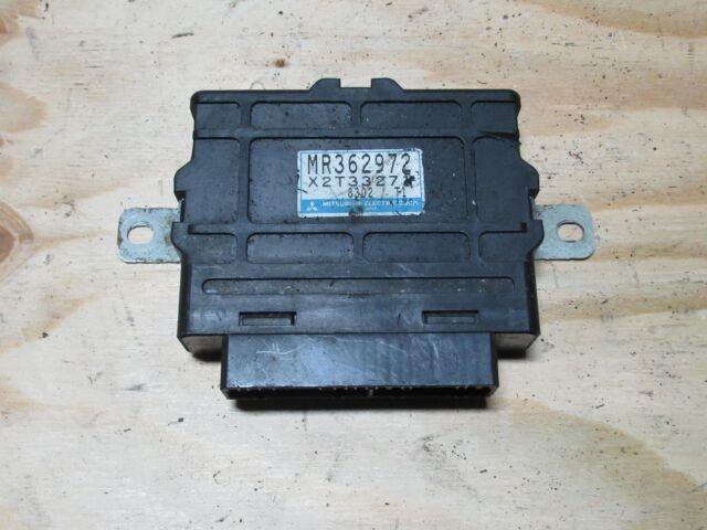 Mitsubishi Lancer CP9A EVO5 EVO6 Battery L-BOLT KIT 6X235 MB241245 2 QTY