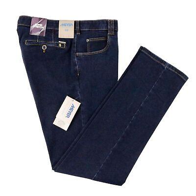 Blue Meyer Mens Arizona Stretch Denim Jeans